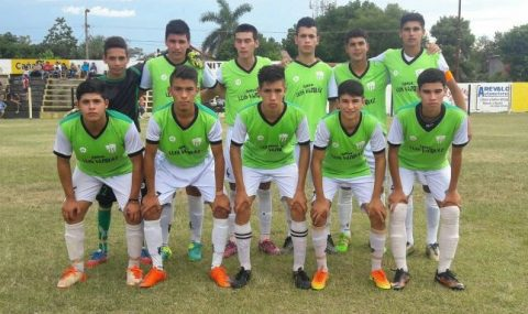 Sub 17: General Díaz y Coronel disputarán la final